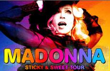 Madonna - Tourtickets sichern